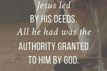 The Leadership Genius of Jesus