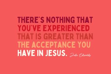 Galatians Online Bible Study Week 1 — The Hidden Power of Acceptance