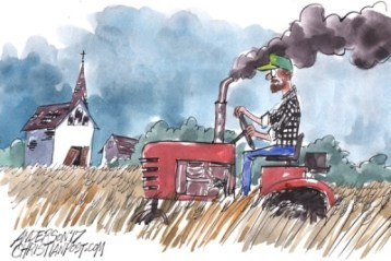 Bring Back America's Rural Churches!