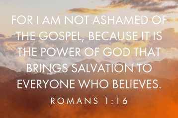 Romans: In the Grip of Grace Online Bible Study Week Four — The Story We've Joined