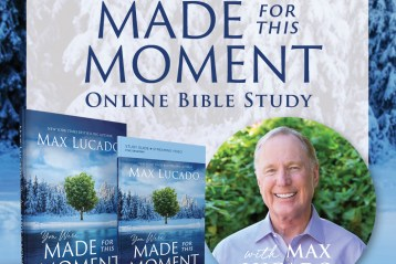 You're Invited to the You Were Made for This Moment Online Bible Study