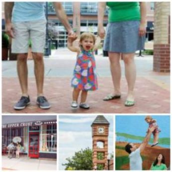 The Best Family Photo Spots in Kansas City