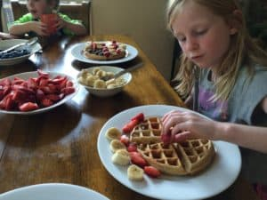 How to Make an Easy & Healthy Fourth of July Snack