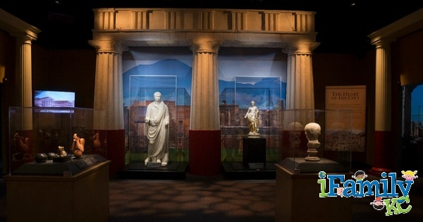 Check Out Union Station's Newest Exhibit: Pompeii