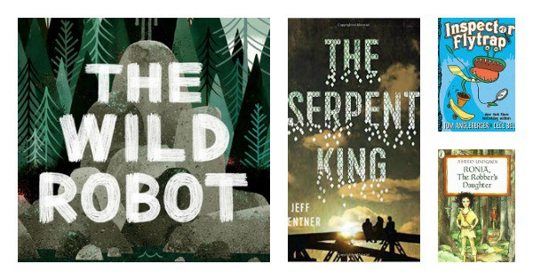 Best Books for Elementary & Middle Schoolers