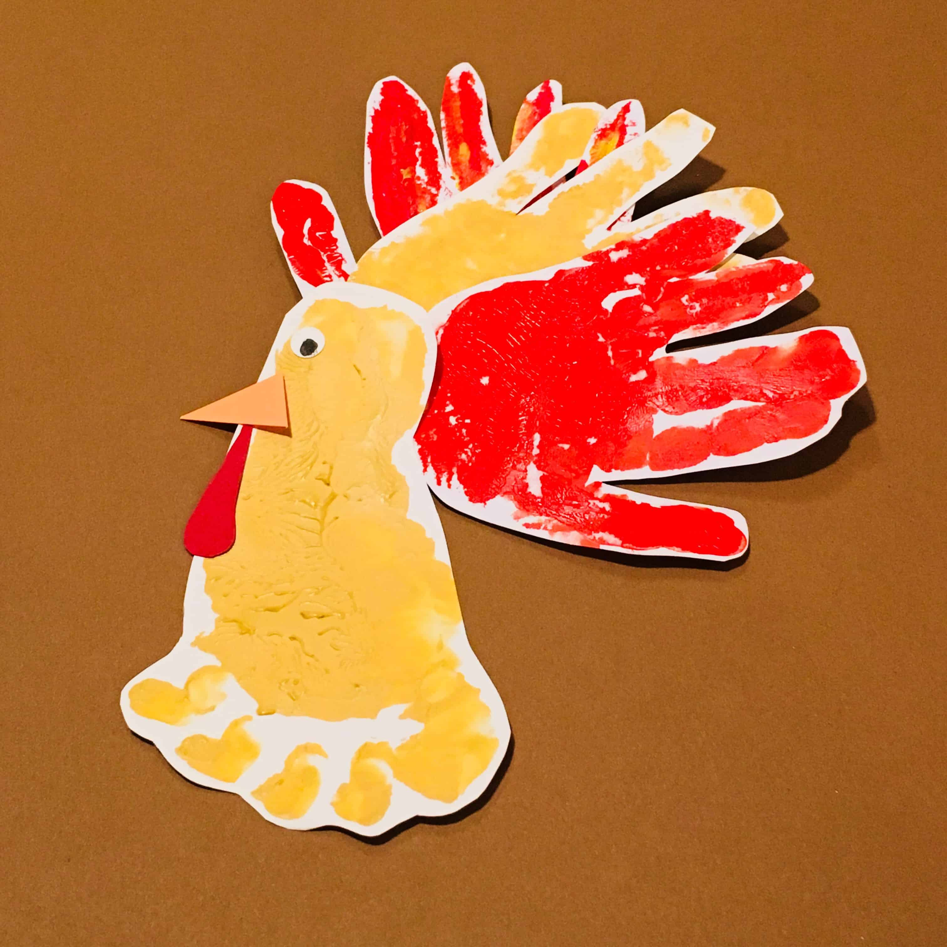 Fun & Easy Thanksgiving Crafts For Kids