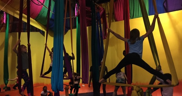 aerial fitness for kids
