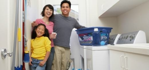 Organize your house and laundry