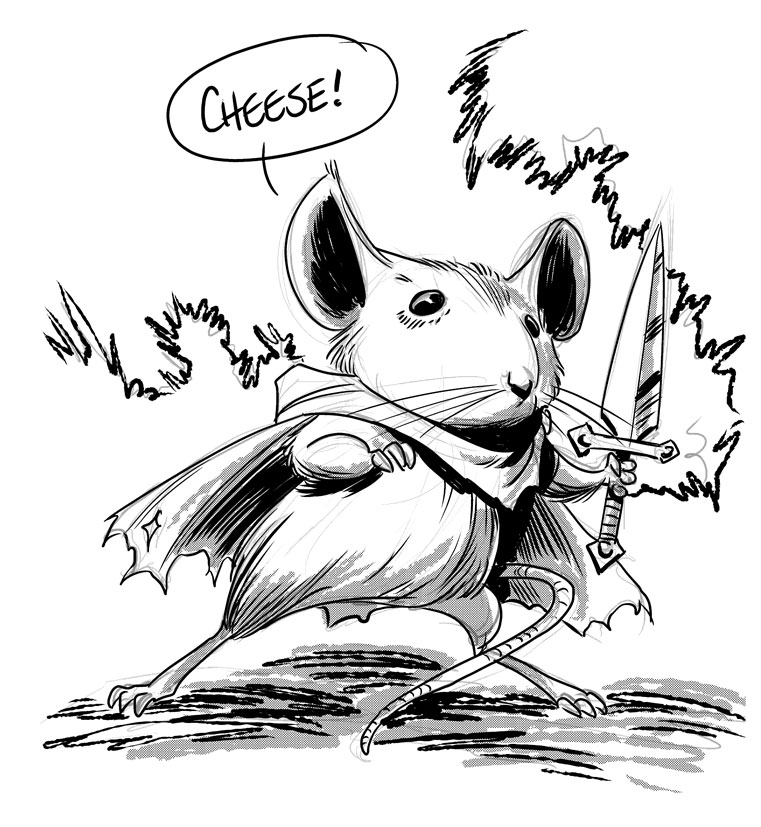 Mouse Guard RPG 19.04.13 – Hos Yell0w kl. 20.00