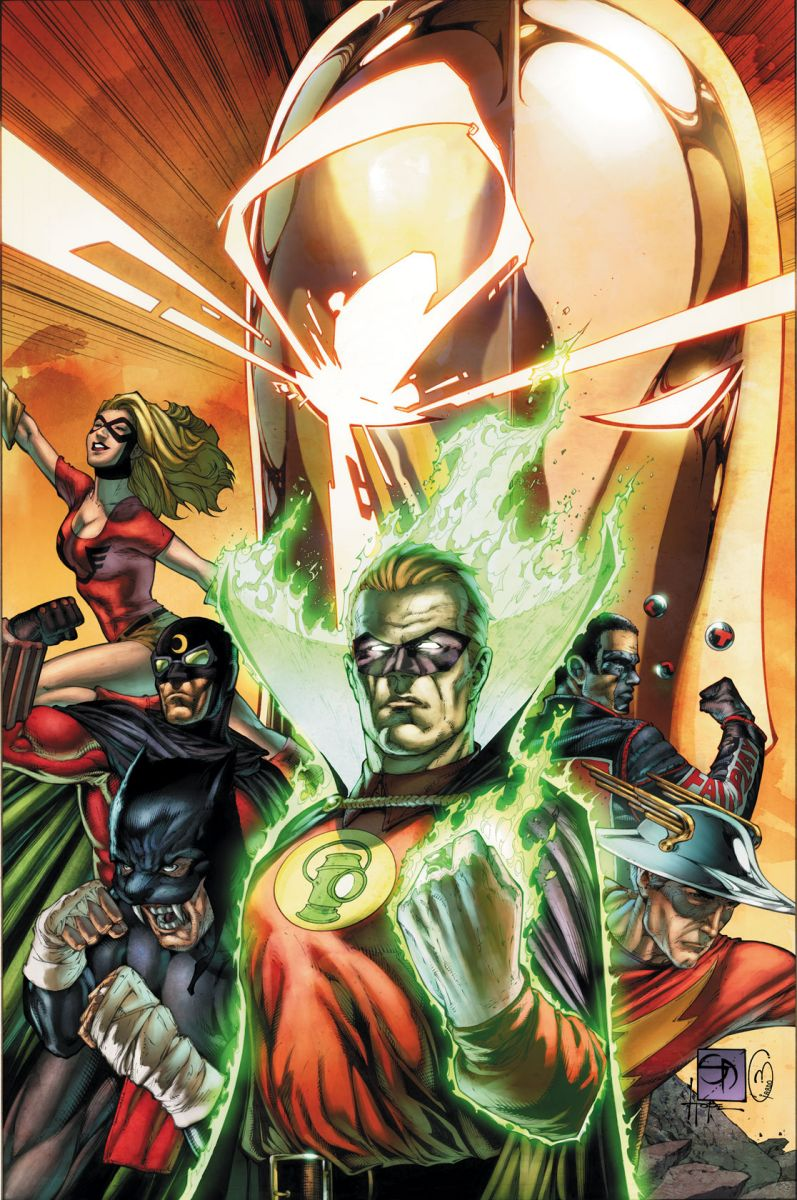 DC Announces New Creative Teams for TEEN TITANS and