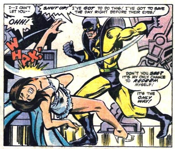 Image result for hank pym abuse