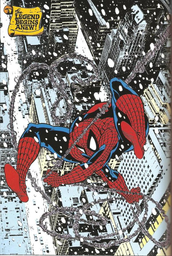 Great Pages Amazing Spider-man #300