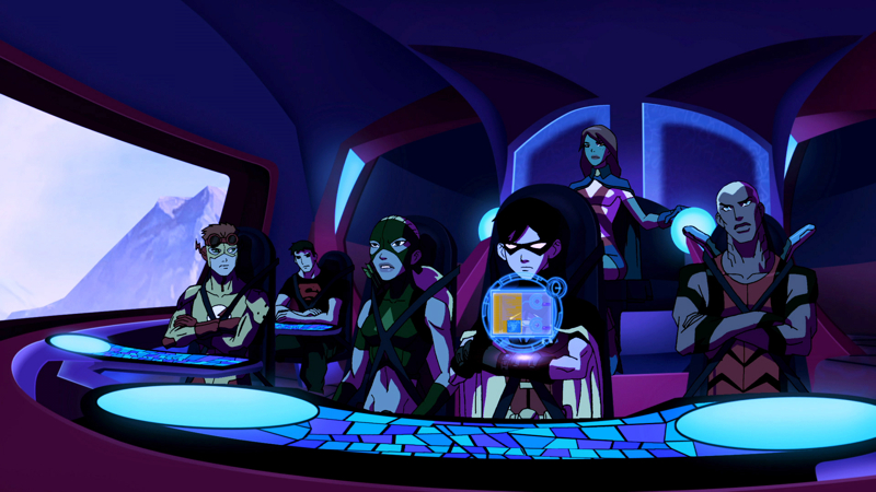 Image result for young justice team