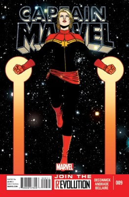 Kelly Sue DeConnick, Fillipe Andrade, Avengers, Ms. Marvel, Marvel Comics