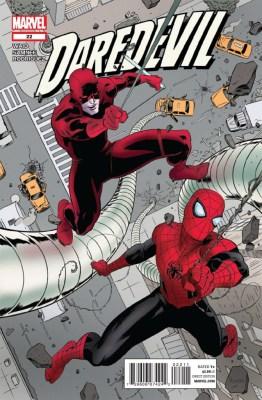 Mark Waid, Chris Samnee, Daredevil, Spider-Man, Marvel Comics, Superior, Doctor Octopus