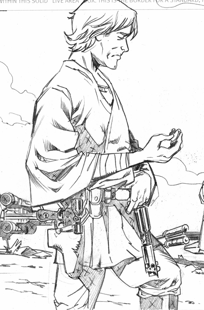 Ryan Kelly Joins Brian Wood For Next Arc of STAR WARS