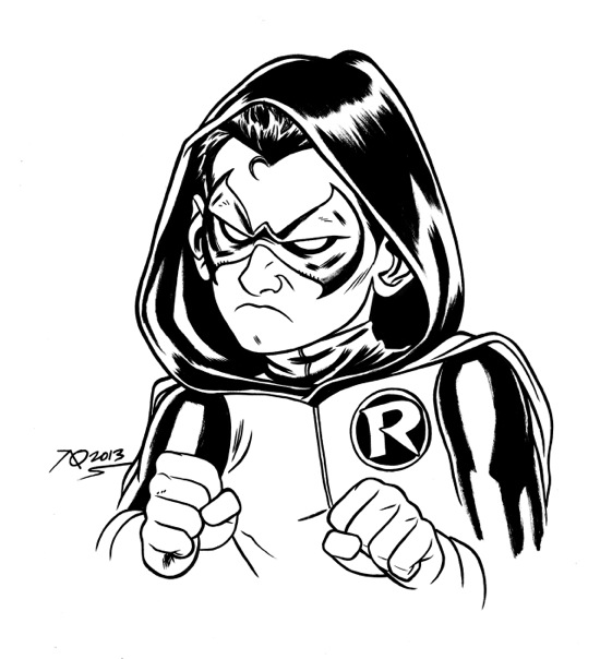 Damian Wayne Coloring Pages Coloring Coloring Pages