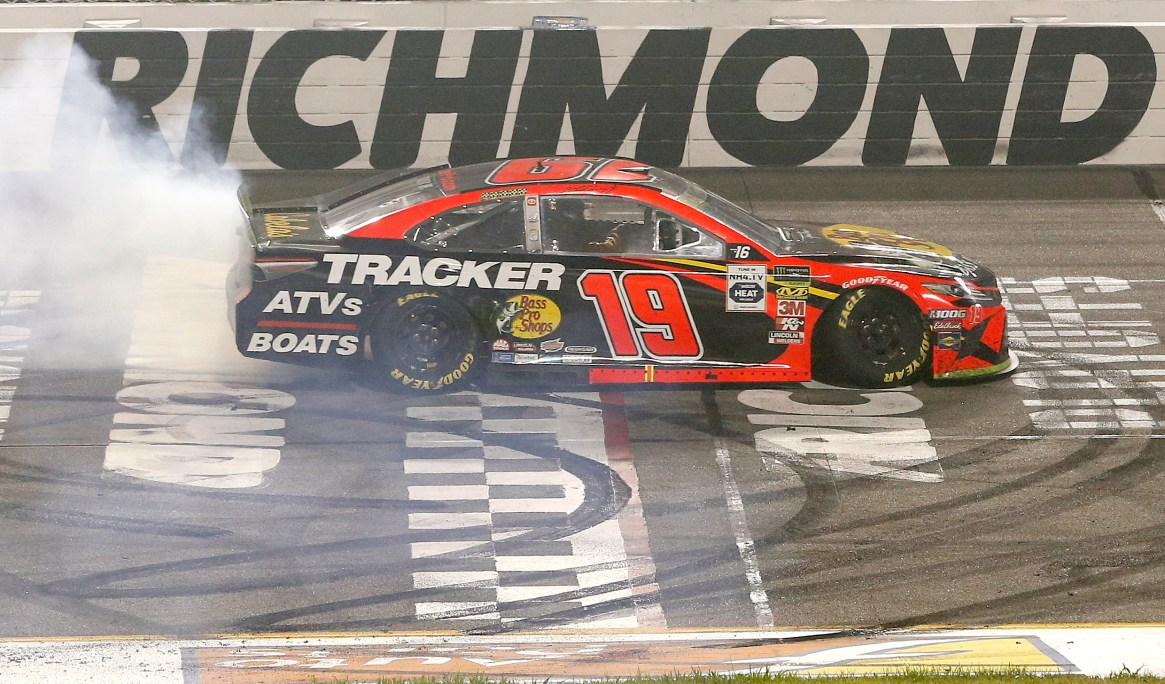NASCAR Power Rankings - Richmond