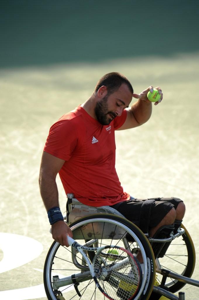Jeux Paralympiques PŽkin 2008 : Michael Jeremiasz