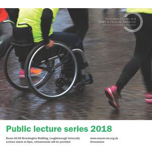 Public Lecture 2018 NCSEM