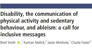 Snippet of BJSM Editorial