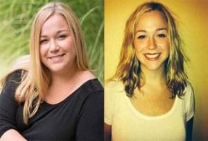21 فتاة تغير شكلهن بشكل مذهل بعد فقدان الوزن !