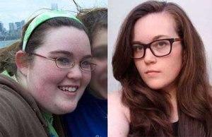 21 فتاة تغير شكلهن بشكل مذهل بعد فقدان الوزن !21