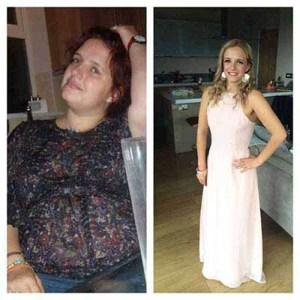 21 فتاة تغير شكلهن بشكل مذهل بعد فقدان الوزن !4