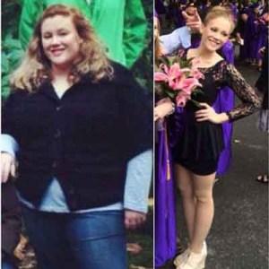 21 فتاة تغير شكلهن بشكل مذهل بعد فقدان الوزن !9