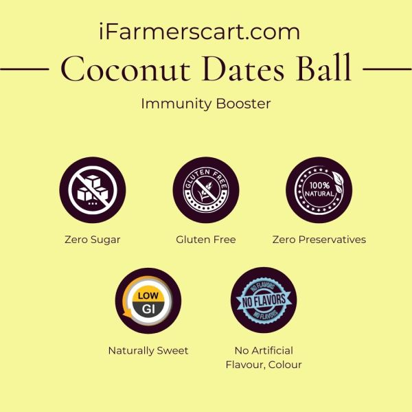 coconut ball poster