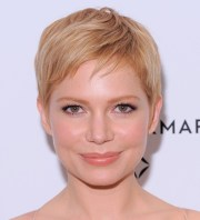 pixie cut dyed tips wedding hairstyles