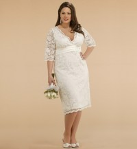 Plus Size Bridesmaid Dresses With Sleeves