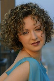 short curly hairstyles 2013 fashion