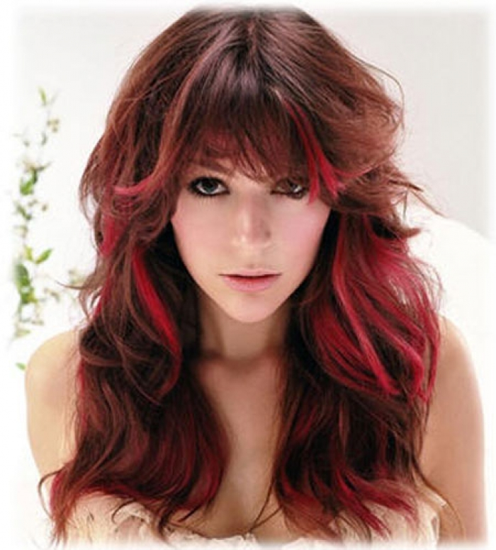 Red Hair Color Ideas 2013