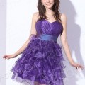 Purple bridesmaid dresses 2013 fashion trends styles for 2014
