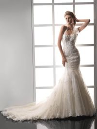 Vintage Mermaid Wedding Dresses 2013 - Fashion Trends ...