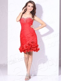 short red bridesmaid dresses 2013 - Fashion Trends Styles ...