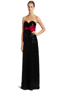 red and black bridesmaid dresses - Fashion Trends Styles ...