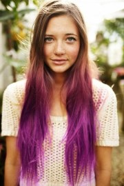 hair dye ideas long