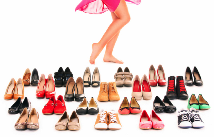 What shoes reveal about your personality