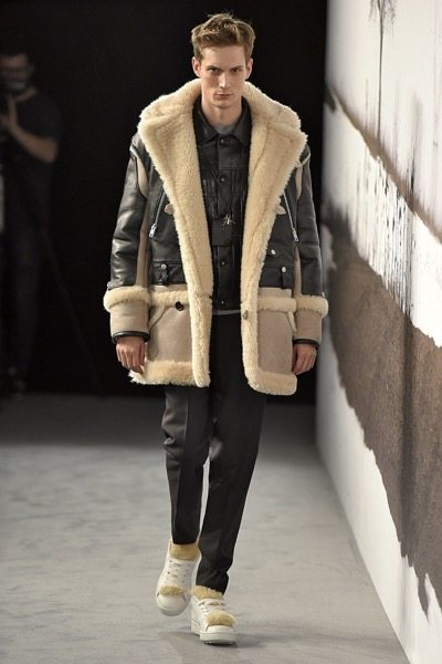 London Collections: Men A/W 2015 - Coach - Catwalk