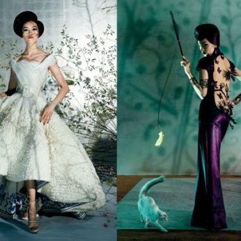 Christian Dior Haute Couture 2009 / Jean Paul Gaultier Haute Couture 2001