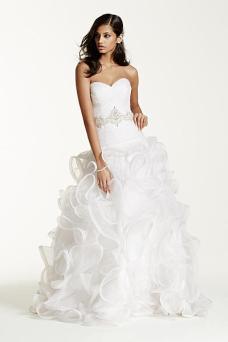 petite wedding dress 3