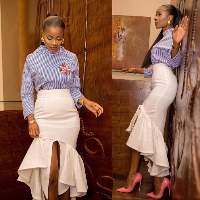 Look 2: Jamila