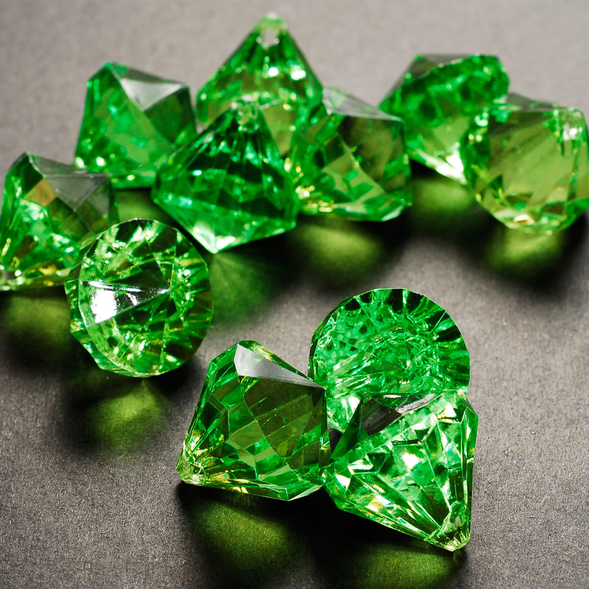 Assorted Pirate Gems large Acrylic Diamond table scatter vase filler pendant  eBay