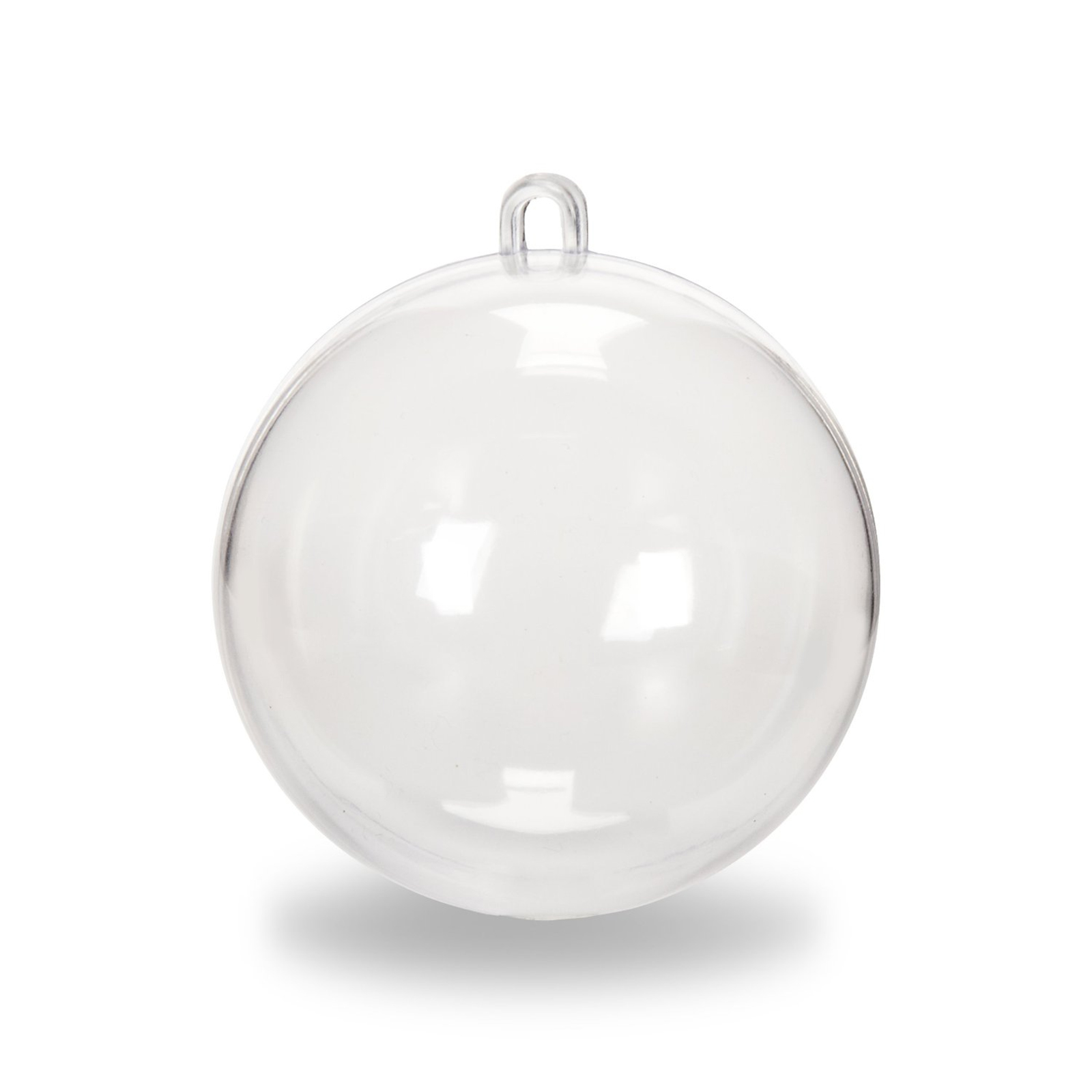 clear ornaments wholesale