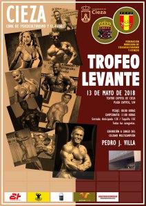 Trofeo Levante @ Teatro Capitol | Cieza | Región de Murcia | España