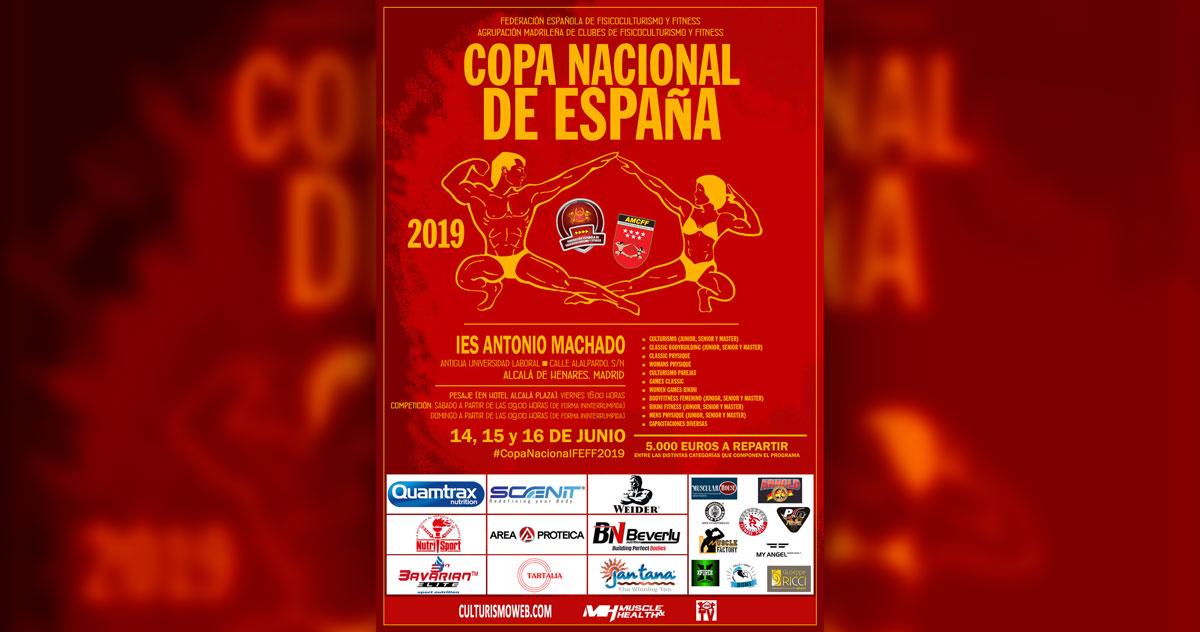 Copa Nacional FEFF 2019. Resultados