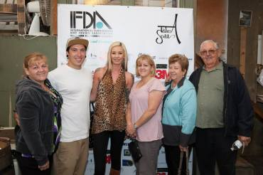 The IFDA SoCal Chapter held it's 2013 Take A Seat action and gala at Planet Rooth Design Haus in San Diego, California.