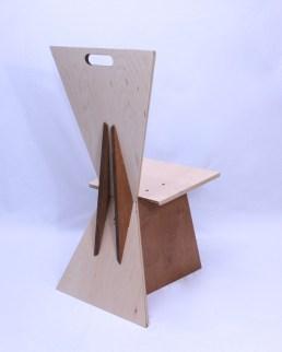 Scott Hohl - The Carmine Chair